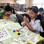 하도초, 여름 계절학교 프로그램 운영