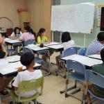 하례초, 여름방학 영어 캠프 운영