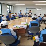 화북동, 나라사랑태극기달기 캠페인 전개
