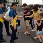 동부경찰서, 제주국제관악제서 여성범죄 예방 캠페인 전개