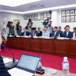 """손학규 대표 """"제주 주요 현안 국비확보 적극 지원할 것"""""""
