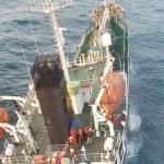 제주 해상 케미컬운반선 침수...승선원 13명 전원 구조