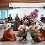 제주 주니어 다온무용단, 충주 우륵문화제에서 '홍랑의 춤' 공연
