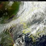 [오늘 날씨] 흐리고 내일까지 산발적 강한 비...제주도 50~100mm