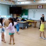 한마음초, 'Summer 스포츠 캠프' 운영