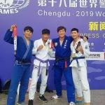 제주해경 곽일호 경위, 세계경찰소방관대회 2관왕 석권