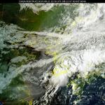 [오늘 날씨] 제주, 최고 150mm↑ 많은 비...태풍 '바이루', 어디로?