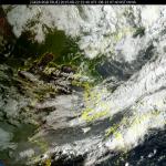 [오늘 날씨] 가끔 구름 많고 '후텁지근'...태풍 '바이루', 어디로?