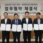 추사 김정희 선생의 학문과 예술, 글로벌 콘텐츠로 개발