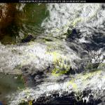 [주말 날씨] 구름 많고 선선한 바람...태풍 '바이루', 대만 내습