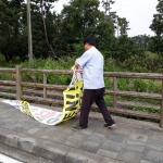 연동, 주요도로변 불법광고물 대대적 정비