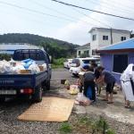 표선면지역사회보장협의체, 위기아동 가구 긴급 주거환경개선 봉사