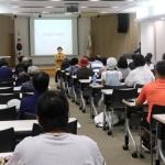 한국신장장애인제주협회, 신장병 예방교육 열어