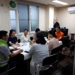 애월119센터, 고성 휴먼시아 주거복지 향상 위한 거버넌스 회의