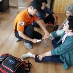 효돈119센터, 하효동 마을회관서 안전사고 예방교육