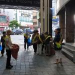 일도1동민속보존회, 재활용품 요일별 배출제 계도활동