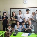 음악으로 하나가 된 몽골과 제주, 몽골 예술 봉사활동 후기