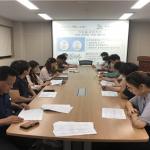 화북동, 추석맞이 기초질서지키기 고양 위한 간담회 개최