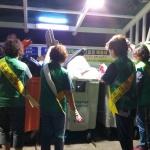 한림읍 새마을부녀회, 불법쓰레기 단속 활동