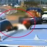 경찰, 제주 카니발 폭행 사건 운전자 구속영장 신청