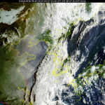 [오늘 날씨] 태풍 지나가자 저기압 북상 '비'...최고 150mm↑