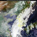 [내일 날씨] 전국 '비', 30~80mm...태풍 '소멸', 주간예보는?
