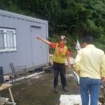 봉개동, 태풍대비 주거취약가구 안전확인