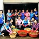 연동장애인지원협의회, 저소득 장애인 가구에 김치 전달