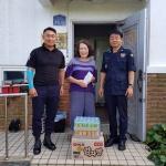 제주해안경비단 123의경대, 추석맞이 사회복지시설 위문