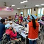 구좌읍이주여성지원센터 봉사단, 추석맞이 송편 빚기 행사 참여