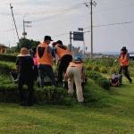 용담2동-통장협의회, 환경정비 활동