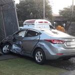 서귀포서 차량 2대 충돌...4명 부상