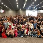 제주한라대, 외국인 유학생 위한 '한가위 한마당 행사' 열어