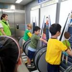동광초, 증강현실을 활용한 승강기 안전교육 실시