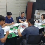 대륜동, 9월 정례 통장회의 개최