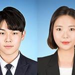 제주중앙고 김유나‧홍경석 학생, 우리은행 공채 '최종합격'