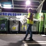 한림읍청소년지도자협의회, 불법쓰레기 단속