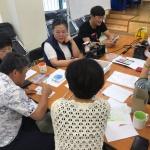 안덕면주민자치위원회, 주민자치박람회 체험프로그램 발굴 협의
