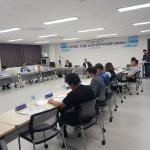 표선면 주민자치위원회, 9월 정례회의 개최