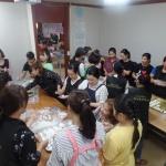 서귀포시다문화가족지원센터, 한가위 음식 나누기 행사 개최
