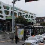 제주 시외버스터미널 앞 불법 주.정차 집중단속 실시