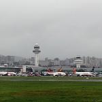 제주공항, 항공기 운항 부분 재개...부산노선 전편 결항