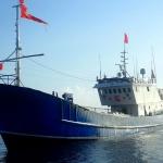 남해어업관리단, 불법조업하던 중국어선 검거