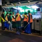 용담2동, 기초질서 지키기 쓰레기 불법 단속 활동