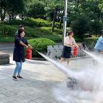 렛츠런파크 제주, '민방위의 날' 화재대피 훈련 실시