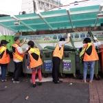 용담1동통장협의회, 생활쓰레기 불법투기 단속 실시