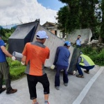 서귀사랑봉사회, 주거환경개선 자원봉사활동 펼쳐