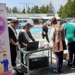 서귀포시선거관리위원회, '아름다운 선거 홍보 캠페인' 전개