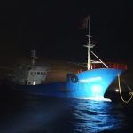 남해어업관리단, 불법조업 중국어선 2척 나포