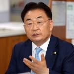 """김태석 의장 """"제2공항 공론조사 통해 도민의견 정부에 전달할 것"""""""